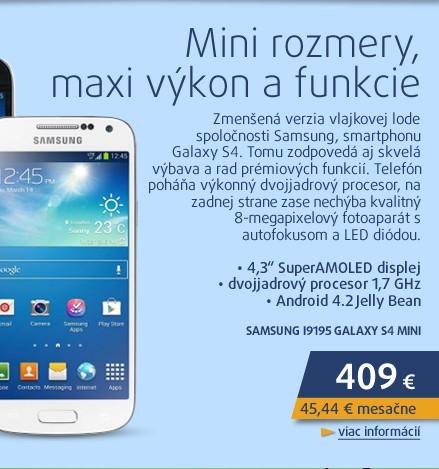 i9195 Galaxy S4 mini white