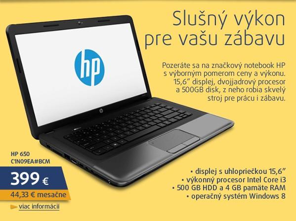 HP 650 C1N09EA#BCM
