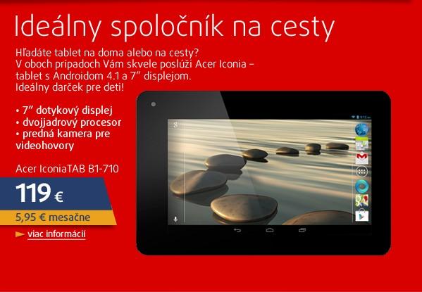 Acer Iconia Tab B1-710/7