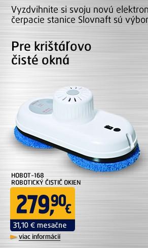 Robotický čistič okien HOBOT-168