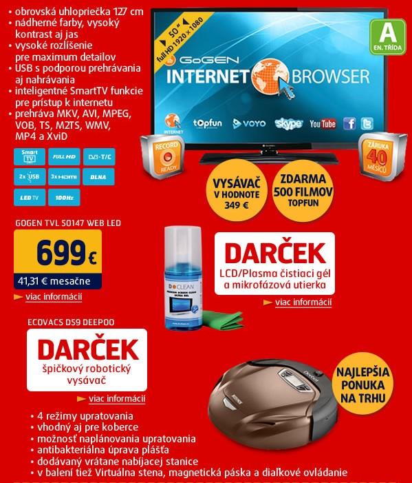 TVL 50147 WEB LED