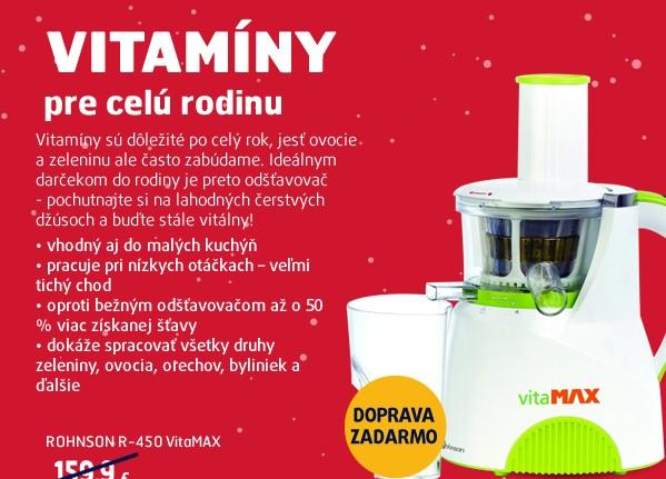 R-450 VitaMAX