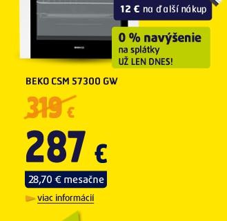 CSM 57300 GW