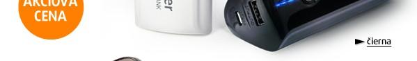 externá batéria i-Power 7800 Black