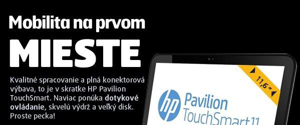 Pavilion TouchSmart 11-e010sc