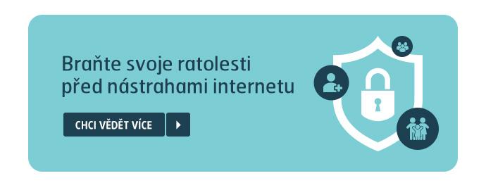 Braňte svoje ratolesti před nástrahami internetu