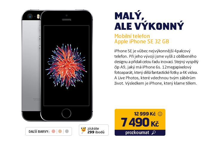 Mobilní telefon Apple iPhone 7 32 GB