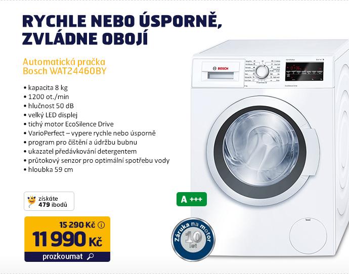 Automatická pračka Bosch WAT24460BY