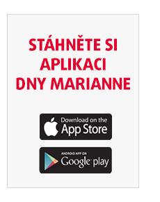 Aplikace Dny Marianne