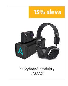 15% sleva na vybrané produkty Lamax