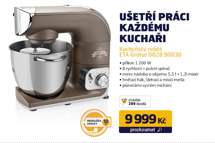 Kuchyňský robot ETA Gratus 0028 90030