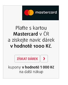 Dárek s Mastercard