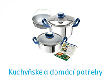 Kuchyňské a domácí potřeby