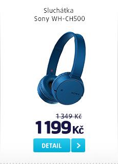 Sluchátka Sony WH-CH500