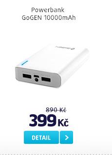 Powerbank GoGEN 10000mAh
