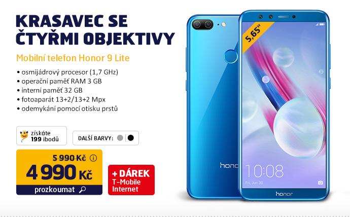 Mobilní telefon Honor 9 Lite