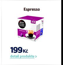 Kapsle pro espressa Nescafé Dolce Gusto Espresso