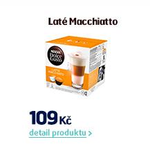 Kapsle pro espressa Nescafé Dolce Gusto LATTÉ MACCHIATTO