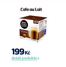 Kapsle pro espressa Nescafé Dolce Gusto Cafe AuLait