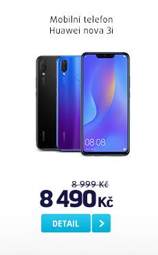 Mobilní telefon Huawei nova 3i