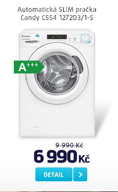 Automatická SLIM pračka Candy CSS4 1272D3/1-S
