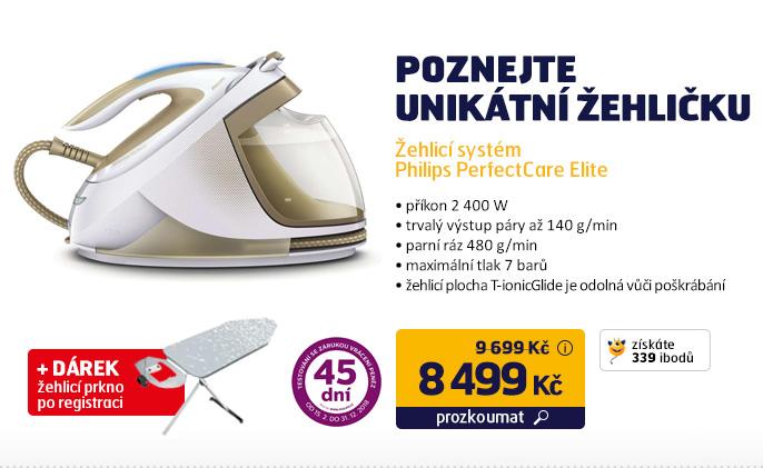 Žehlicí systém Philips PerfectCare Elite GC9640/60