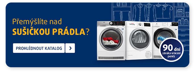 Přemýšlíte nad sušičkou prádla?