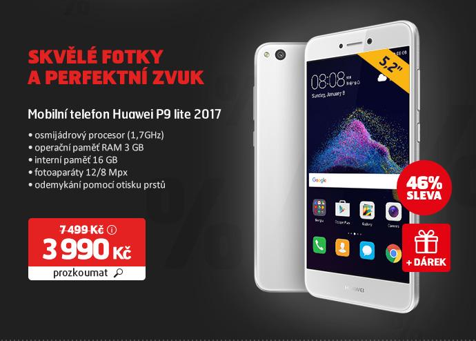 Mobilní telefon Huawei P9 lite 2017