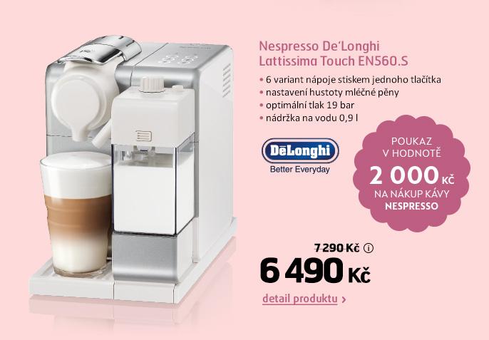 Nespresso De'Longhi Lattissima Touch EN560.S