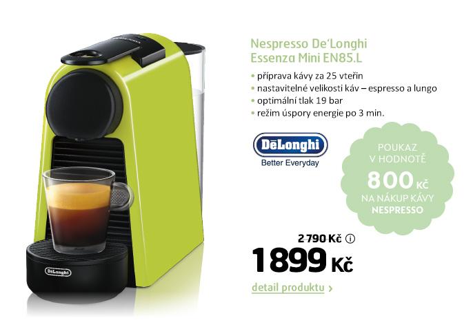 Nespresso De'Longhi Essenza Mini EN85.L