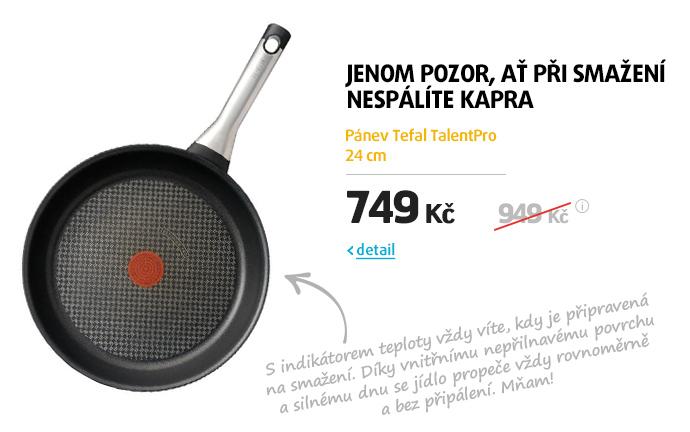 Pánev Tefal TalentPro, 24 cm