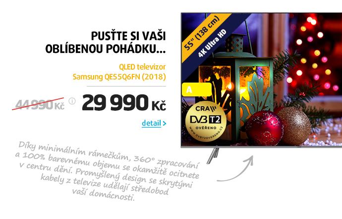 QLED televizor Samsung QE55Q6FN (2018)