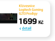 Klávesnice Logitech Gaming G213 Prodigy