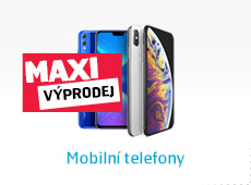 mobilní telefony