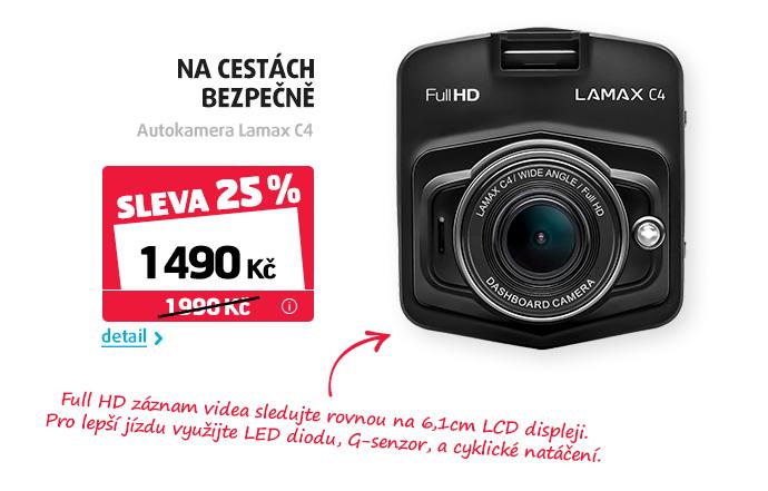 Autokamera Lamax C4