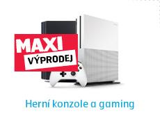 herní konzole, gaming