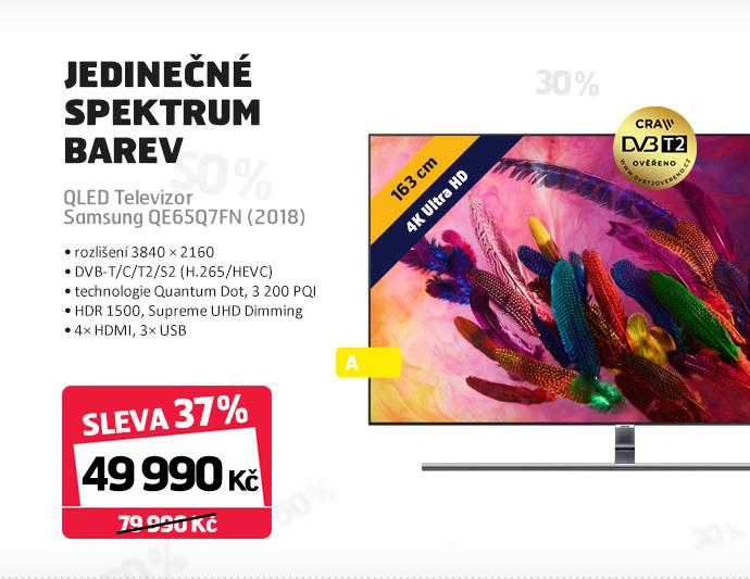 QLED Televizor Samsung QE65Q7FN (2018)