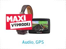 audio, GPS
