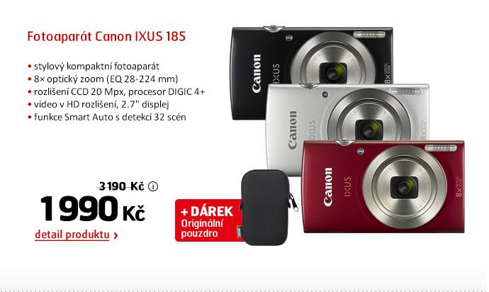 Fotoaparát Canon IXUS 185