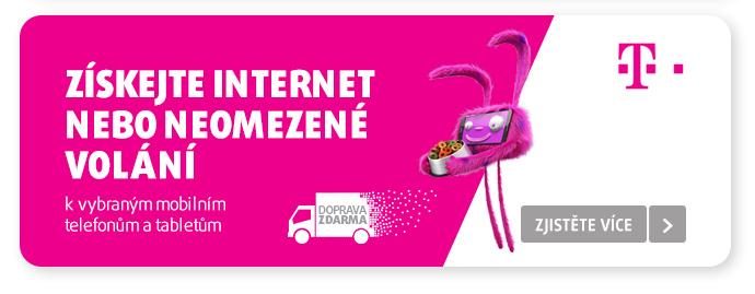 T-Mobile doprava zdarma