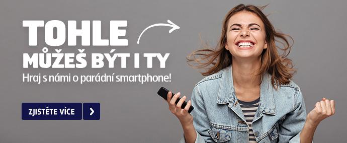 Hraj s námi o parádní smartphone!