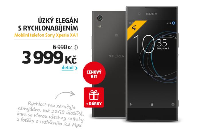 Mobilní telefon Sony Xperia XA1