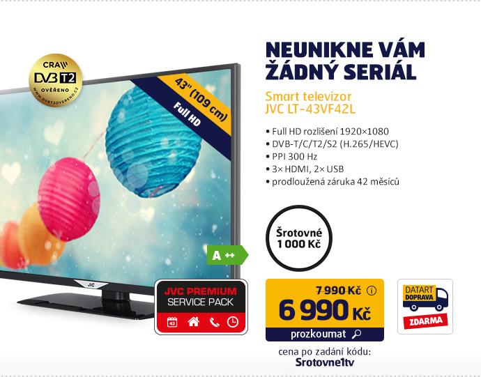 Smart televizor JVC LT-43VF42L