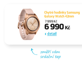 Chytré hodinky Samsung Galaxy Watch 42mm
