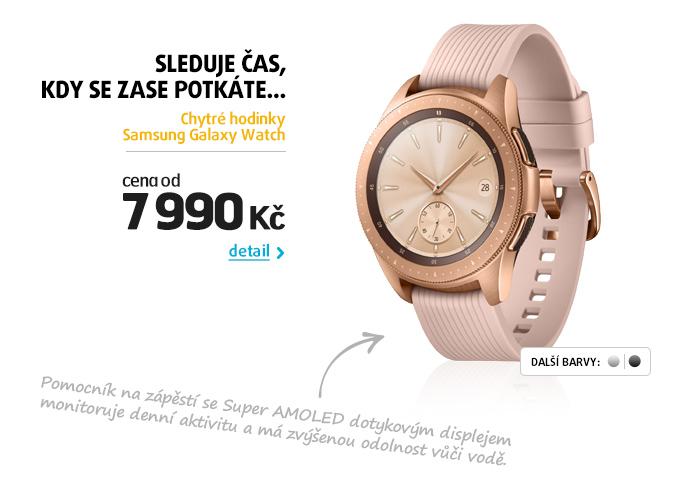 Chytré hodinky Samsung Galaxy Watch