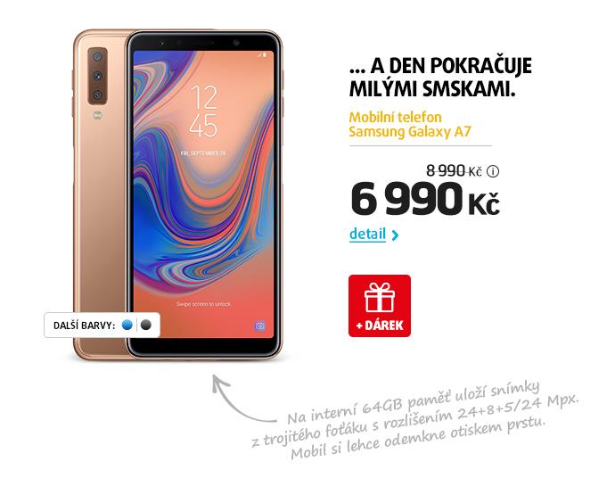 Mobilní telefon Samsung Galaxy A7