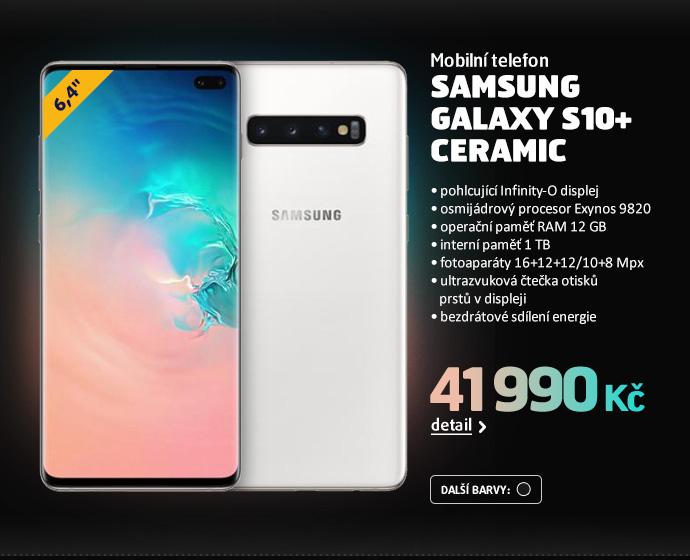 Mobilní telefon Samsung Galaxy S10+