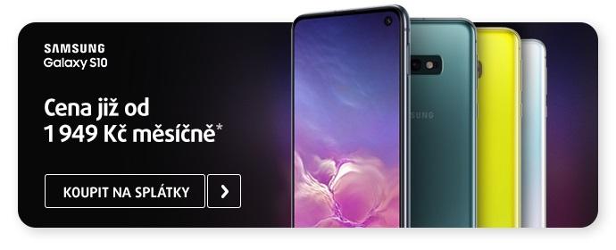 Samsung S10 na splátky