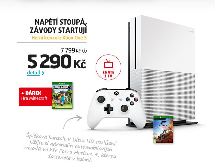 Herní konzole Xbox One S