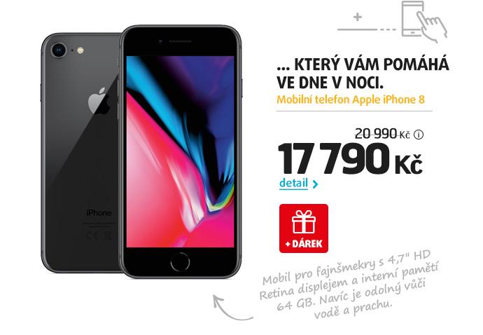 Mobilní telefon Apple iPhone 8